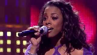 """Angelique Singing """"Out Of Reach"""" By Gabrielle   Liveshow 5   Idols Season 3"""