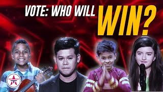 @America's Got Talent Champions FINALS is Here! Who's FAVORITE To Win? [VOTE]