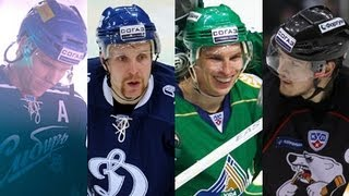 КХЛ: Финляндия / KHL: Finland