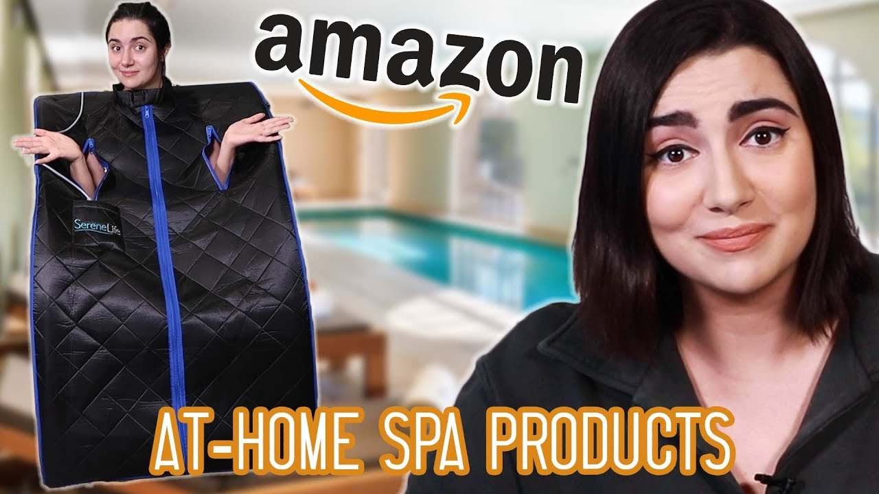 I Built An At-Home Spa From Amazon Products Screenshot Download