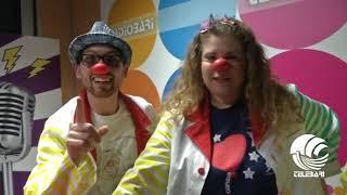 Regalare un sorriso con la Clownterapia: i ragazzi dell'associazione Vip in giro per la Puglia
