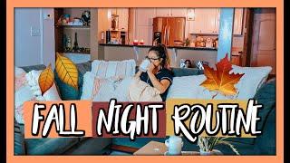 My Cozy Fall Night Routine 🍁| Belinda Selene