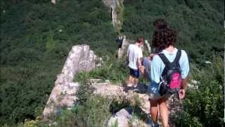 Video : China : Wild Great Wall 长城 near BeiJing