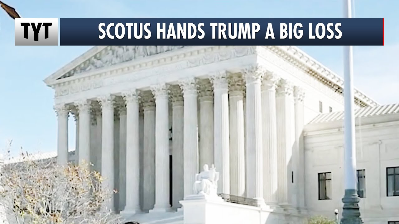 LGBTQ+ Community Gets HISTORIC WIN Over Trump, Supreme Court Ruling thumbnail