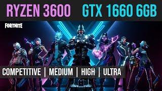 ryzen 5 2600 gtx 1060 6gb fortnite season 9 - TH-Clip