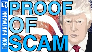 PROOF: Trump's Campaign Contest Is A Scam! (w/ Judd Legum)