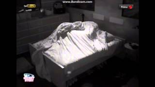 Se.xo no Desafio Final entre Carlos e Sandra (21.01.13)