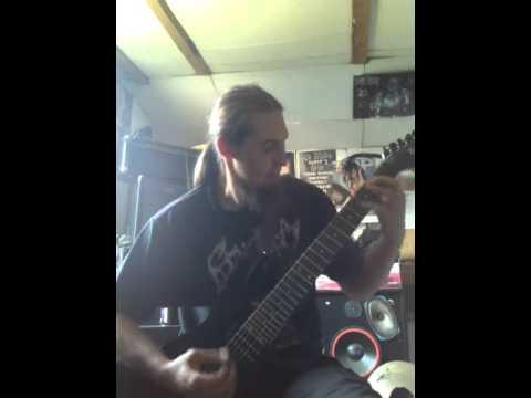 GORE - posthmortem disfigurement guitars
