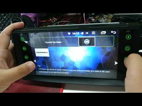 How to set the car LOGO on Joying android head units? - Boy ka