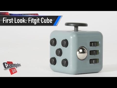 Fidget Cube: Heilsamer Würfel für Nervöse im Check