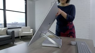 Microsoft Surface Studio Unboxing