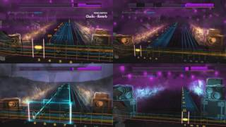 Rocksmith 2014 (Coldplay - Clocks) Lead/Alt. Lead/Rhythm/Bass