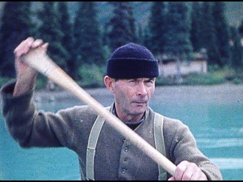 Dick Proenneke in Alone in the Wilderness part II