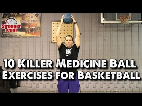 mp4 Medicine Ball Basketball, download Medicine Ball Basketball video klip Medicine Ball Basketball