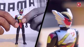 Review Satria Heroes Action Pose