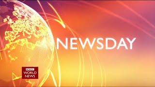 BBC World News | New Newsday 03.08 (2015).