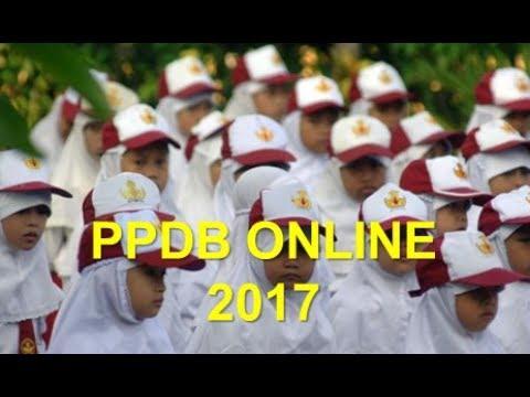 Video Cara Mendaftar Sekolah Melalui PPDB Online SD, SMP
