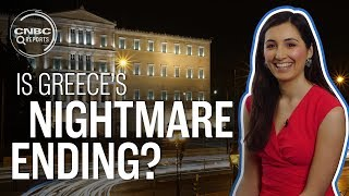 Is Greece's economic nightmare over? | CNBC Reports