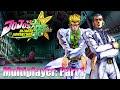 Let's Play JoJo's Bizarre Adventure: All Star Battle - Multiplayer Part 1