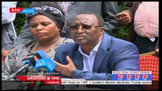 Isiolo Senator Mohammed Kuti condemns incident where a supporter was killed after President Uhuru's