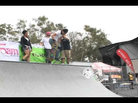 All Girl Skate Jam 2011