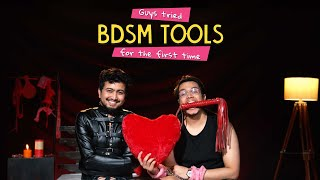 We tried BDSM Tools    Ok Tested