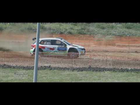 ERC U27 Azores 2017 rally report: Huttunen & Linnaketo