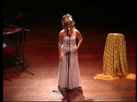 Carmen Cano & Rafael Garcés en concierto