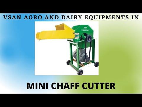 VSAN AGRO Mini Chaff Cutter Machine