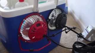 12 Volt Homemade Air Conditioner