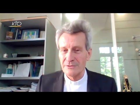 Démission du père Magnin : « Il n'y a ni drame, ni crise »