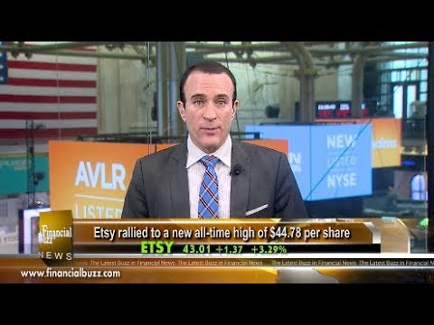 LIVE - Floor of the NYSE! June 15, 2018 Financial News - Business News - Stock News - Market News