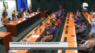 Legislação Participativa - Situação da saúde indígena na Região Tapajós - Arapiuns - 21/11/2019 14:00