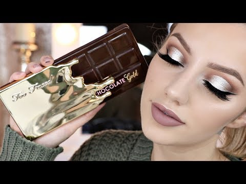 Chocolate Gold Eye Shadow Palette by Too Faced #2