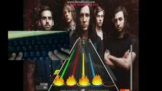 Guitar Flash - The Word Alive - Inviting Eyes [with hands]
