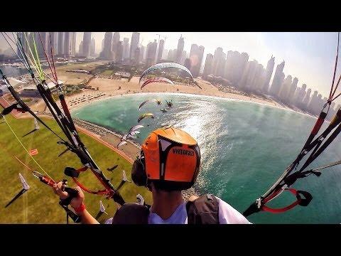 hqdefault - Sky racer en Dubai, una carrera de paramotores