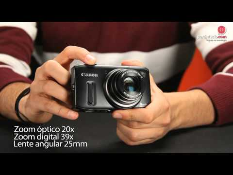 Cámara digital Canon PowerShot SX260HS