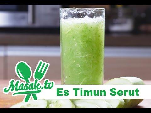 Video Es Timun Serut | Minuman #062