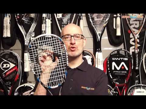 Dunlop Aerogel 4D Pro GT X Squash Racket - Review