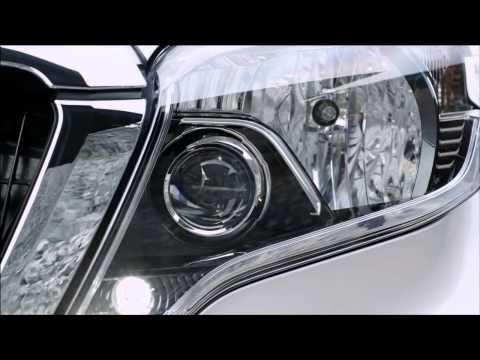 Toyota Land Cruiser Prado Внедорожник класса J - рекламное видео 1