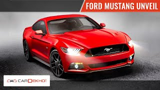 Ford Mustang In India Cardekho Com