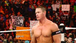 Raw: A distraught Zack Ryder is attacked again by Kane