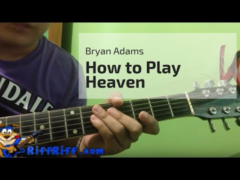 How To Play Heaven On Guitar By Bryan Adams Mp3
