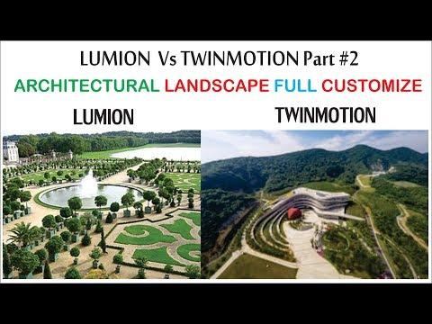 Twinmotion 2019 - Using Materials (part 2) - смотреть онлайн
