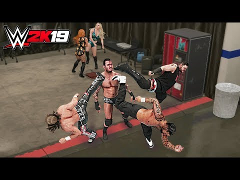 WWE 2K19 Top 10 Finisher Combinations! Part 13