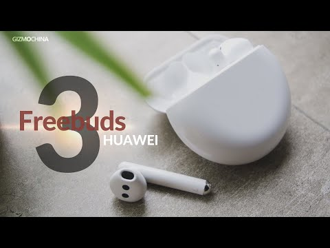 External Review Video cTX5ltWPyac for Huawei FreeBuds 3 Headphones
