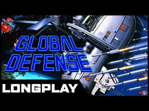 Global Defense/SDI [Master System Longplay] - SEGA Kidd