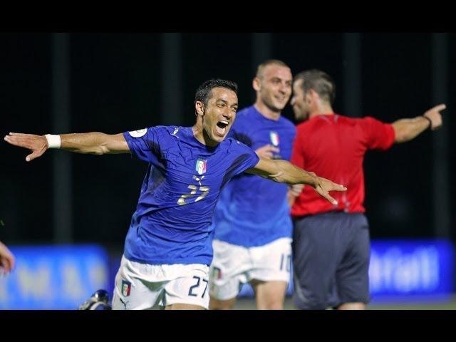Lituania-Italia 0-2 (6 giugno 2007)