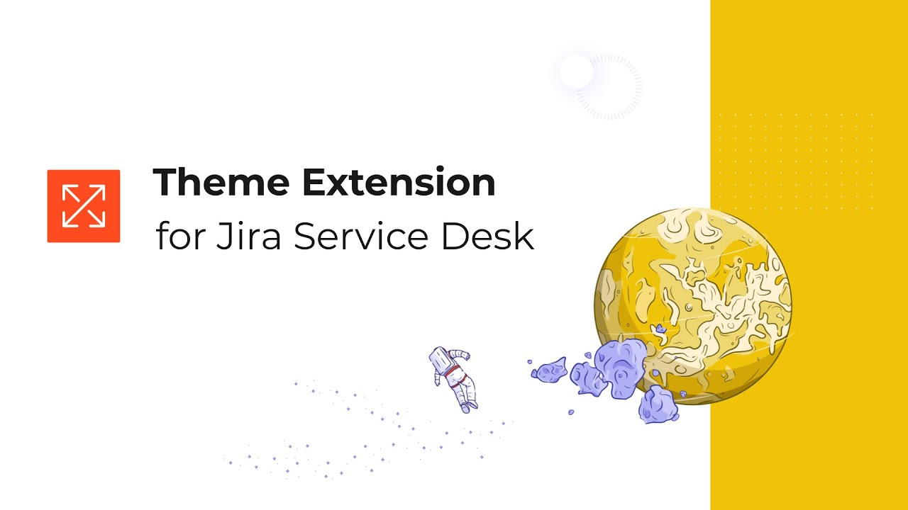 Theme Extension for Jira Service Management video