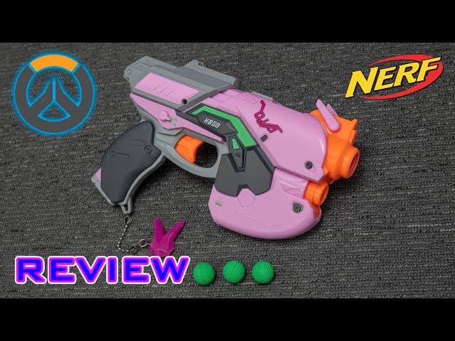 [REVIEW] Nerf Rival Overwatch D. Va Blaster